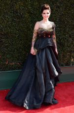 Jen Lilley At 45th Annual Daytime Emmy Awards, Los Angeles