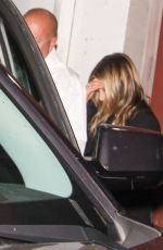 Jennifer Aniston At the Coronet in Beverly Hills