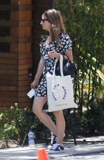Jennifer Meyer Seen at an event in Beverly Hills