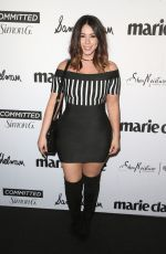 Jillian Rose Reed Attends Marie Claire