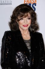 Joan Collins At 25th Annual Race to Erase MS Gala, Los Angeles