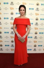 Julia Goulding, Nicola Thorp attend the Once Upon a Smile Grand Ball in Manchester