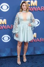 Julia Michaels At 53rd Annual Academy of Country Music Awards, Las Vegas