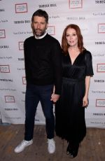 Julianne Moore At 2018 TriBeCa Ball at New York Academy of Art in New York City