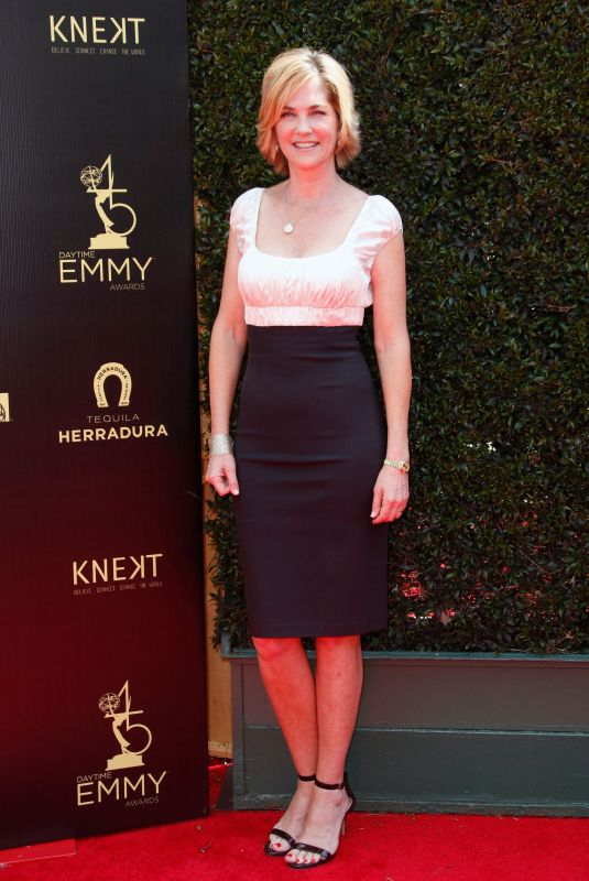 Kassie DePaiva At 45th Annual Daytime Emmy Awards, Los Angeles