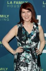Kate Flannery At LA Family Housing Event Awards, Los Angeles