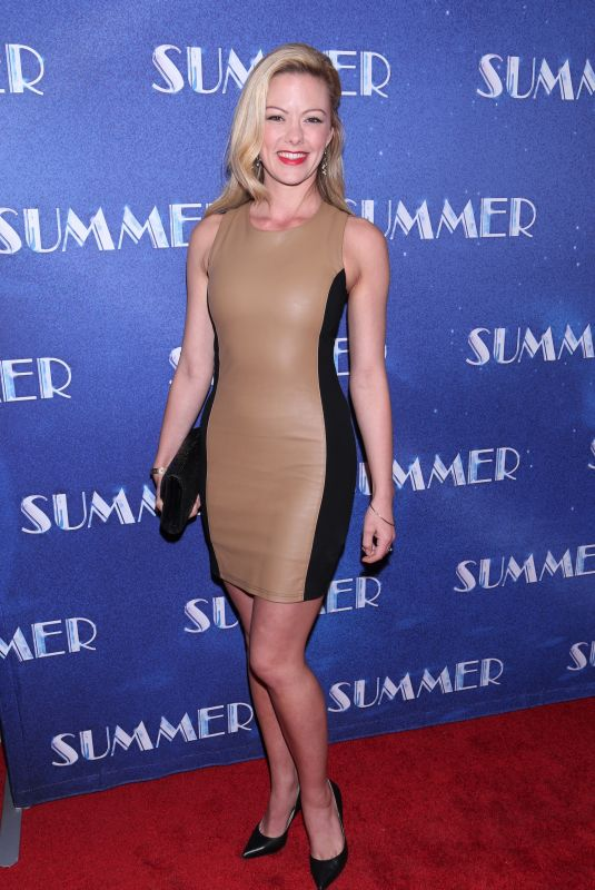 Kate Rockwell At Opening night for Summer The Donna Summer Musical at the Lunt-Fontanne Theatre, New York