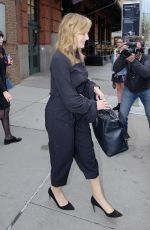 Kate Winslet Heads out to promote her latest projects in New York