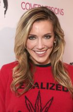 Katie Cassidy At Cover Versions Premiere in LA