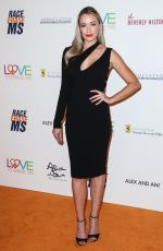 Katrina Bowden At 25th Annual Race to Erase MS Gala, Los Angeles