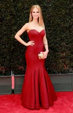 Kelly Kruger At 45th Annual Daytime Emmy Awards, Los Angeles