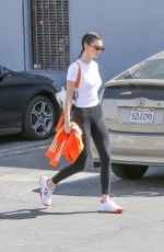 Kendall Jenner Leaves a studio in style in Calabasas