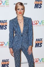 Kirsten Collins At 25th Annual Race to Erase MS Gala, Los Angeles