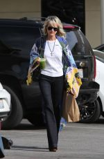 Laeticia Hallyday Out for shopping at Vons Market in Hollywood
