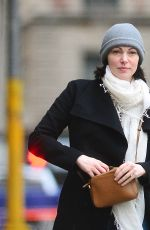 Laura Prepon Out in New York City