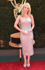 Lauren Woodland At 45th Annual Daytime Emmy Awards, Los Angeles