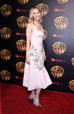 Leslie Bibb At Warner Bros. Pictures