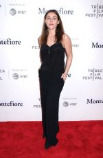 Lili Mirojnick At Tribeca Talks and Summertime Premiere, Tribeca Performing Arts Center, New York