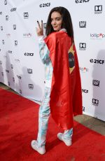 Lilimar At 2nd Annual Lollipop Superhero Walk Benefiting Lollipop Theater Network in Los Angeles
