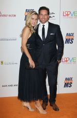 Lily Anne Harrison At 25th Annual Race to Erase MS Gala, Los Angeles