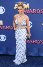 Lindsay Ell At The 53rd Academy of Country Music Awards in Las Vegas