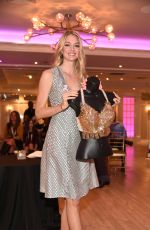 Lindsay Ellingson Attends the World of Pink Breast Cancer Benefit, New York