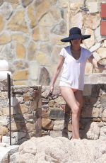 Lisa Rinna Seen on vacation in Cabo San Lucas, Mexico