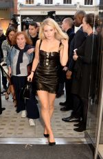 Lottie Moss At Azzedine Alaia flagship store launch party, London, UK