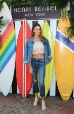 Madison Reed At Henri Bendel Surf Sport Collection in Los Angeles