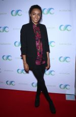 """Maisie Richardson-Sellers At Clexacon hosts """"Cocktail For Change"""" to benefit The Cyndi Lauper True Colors Fund in Las Vegas"""