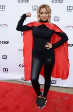 Marilyn Flores At 2nd Annual Lollipop Superhero Walk Benefiting Lollipop Theater Network in Los Angeles
