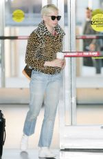 Michelle Williams At JFK airport in New York City
