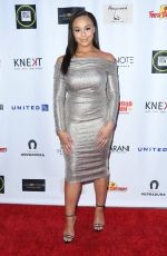 Nia Sioux At 45th Annual Daytime Emmy awards Nominee Reception held at The Hollywood Museum