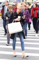 Nicky Hilton Out shopping in New York City
