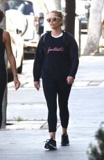 Reese Witherspoon Leaving a workout in Los Angeles