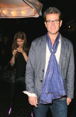 Selma Blair Leaving Chateau Marmont with a male friend in LA