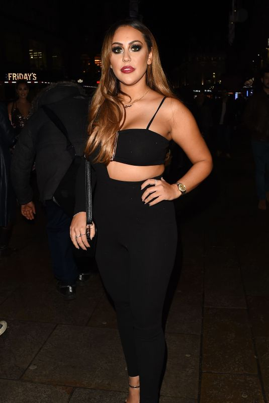 Sophie Kasaei At James Ingham;s Jog on to Cancer Event, London, UK