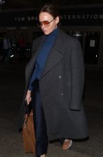 Stella McCartney Seen at the LAX airport in Los Angeles