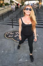 Tami Erin Out and about in Los Angeles