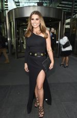 Tanya Bardsley At Twinkle Ball for the National Autistic Society hosted by Christine and Paddy McGuinness in Manchester