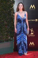 Terri Ivens At 45th Annual Daytime Creative Arts Emmy Awards, Los Angeles