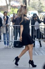 Tyra Banks Leaving ABC Studios In NYC
