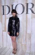 Adriana Ugarte At Photocall Christian Dior Couture Cruise Collection at the Grandes Ecuries de Chantilly