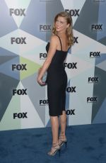 Adrianne Palicki At 2018 Fox Network Upfront at Wollman Rink, Central Park in New York