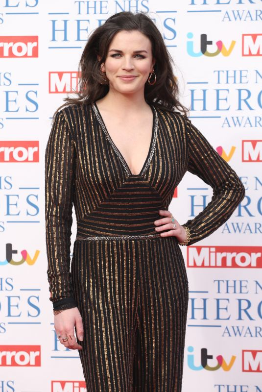 Aisling Bea At NHS Heroes Awards in London