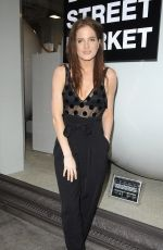 Alexandra Felstead At Hello! Magazine x Dover Street Market 30th anniversary party, London, UK