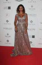 Alicia Fall At Global Gift Initiative, 71st Cannes Film Festival, France