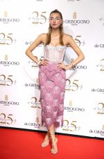 Alina Baikova At De Grisogono After Party at the 71st Cannes Film Festival