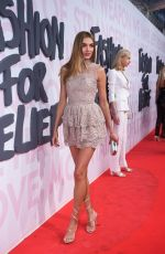 Alina Baikova At Fashion For Relief, 71st Cannes Film Festival, France