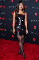Alisha Boe At Netflix FYSee Kick-Off Event